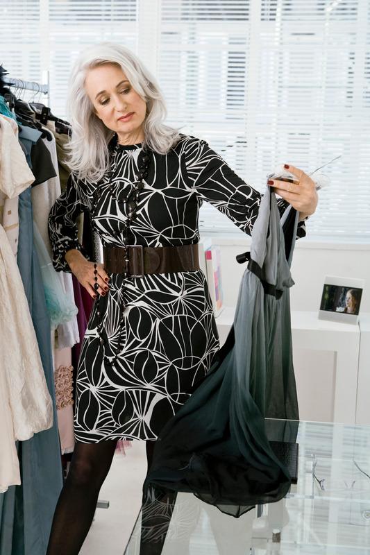 Stílustanácsadó ruhát keres
