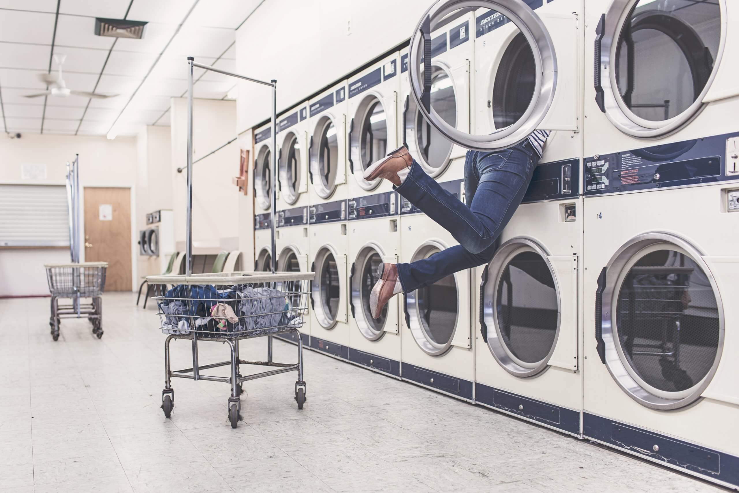 Ruhaguru - mosási tippek - Ne fulladj bele a mosásba!