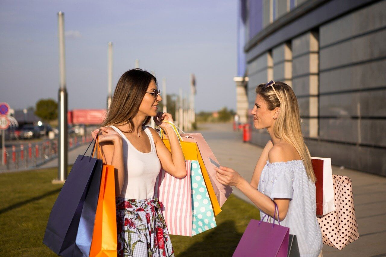 Shopping indul