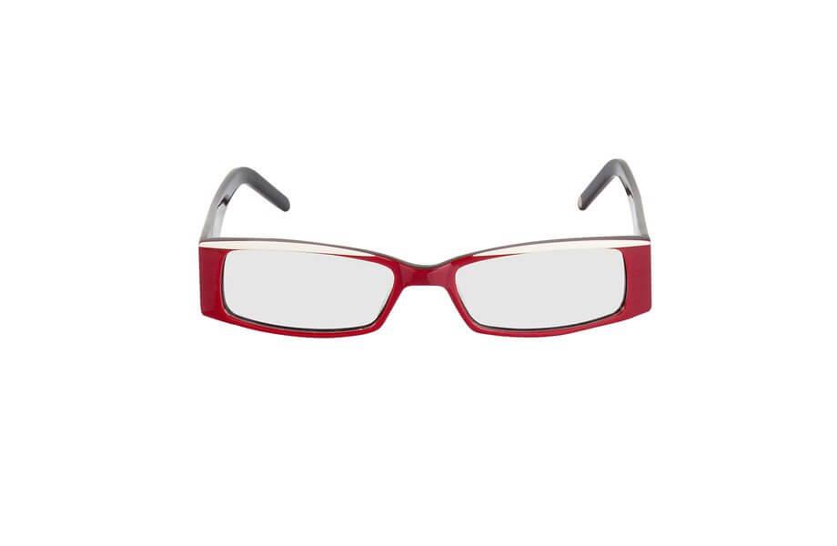 kerek archoz passzoló szögletes szemüveg