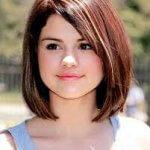 Selena Gomez - kerek arc