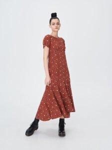 Lábszár középig érő Sinsey ruha