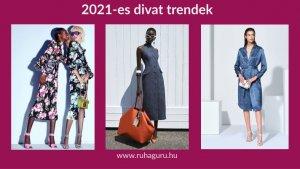 2021-es divat trendek